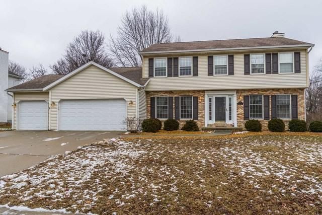 2705 Keystone Road, Bloomington, IL 61704 (MLS #10279054) :: Ryan Dallas Real Estate