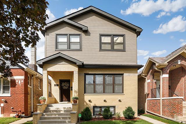 5340 W Berenice Avenue, Chicago, IL 60641 (MLS #10279130) :: The Mattz Mega Group