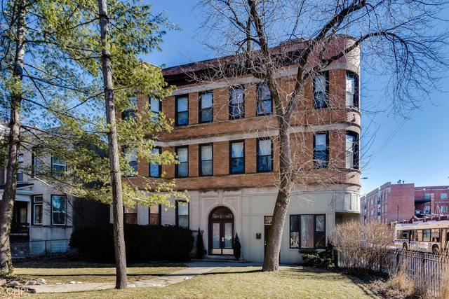 4001 N Greenview Avenue 1S, Chicago, IL 60613 (MLS #10279175) :: Leigh Marcus | @properties