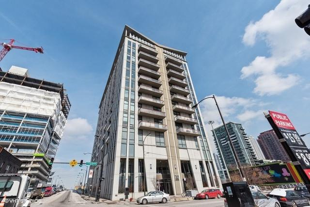 740 W Fulton Street #808, Chicago, IL 60661 (MLS #10279190) :: Property Consultants Realty