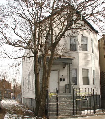 5719 S Justine Street, Chicago, IL 60636 (MLS #10279198) :: The Mattz Mega Group