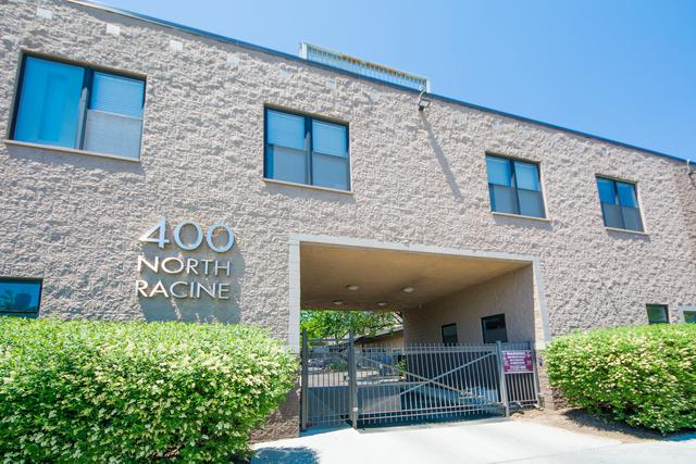 400 N Racine Avenue #108, Chicago, IL 60642 (MLS #10279237) :: Property Consultants Realty