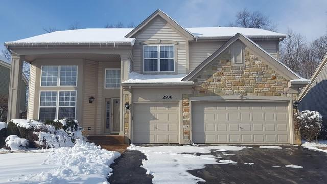 2936 Andrus Drive, West Chicago, IL 60185 (MLS #10279293) :: The Dena Furlow Team - Keller Williams Realty
