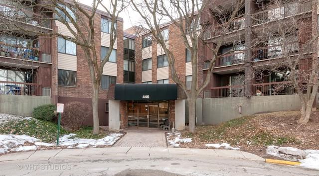 440 Raintree Court 3N, Glen Ellyn, IL 60137 (MLS #10279305) :: HomesForSale123.com
