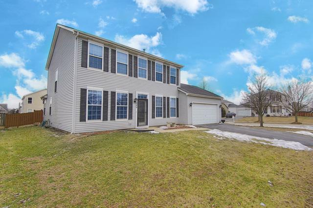 1849 Fescue Drive, Aurora, IL 60504 (MLS #10279314) :: Baz Realty Network | Keller Williams Preferred Realty