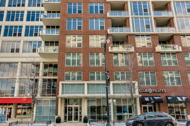 901 W Madison Street #618, Chicago, IL 60607 (MLS #10279376) :: Domain Realty