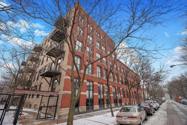 2511 W Moffat Street 403-F, Chicago, IL 60647 (MLS #10279414) :: The Mattz Mega Group