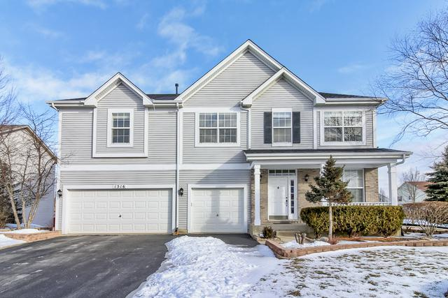1516 S Fallbrook Drive, Round Lake, IL 60073 (MLS #10279481) :: Baz Realty Network | Keller Williams Preferred Realty