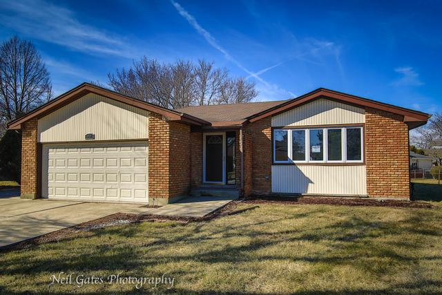 938 University Avenue, Matteson, IL 60443 (MLS #10279529) :: The Mattz Mega Group