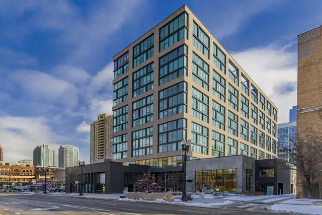 165 N Desplaines Street #916, Chicago, IL 60661 (MLS #10279579) :: Domain Realty