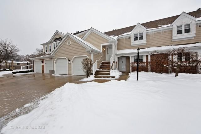 552 Parkview Terrace #0, Buffalo Grove, IL 60089 (MLS #10279580) :: The Mattz Mega Group