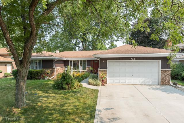 248 James Drive, Westmont, IL 60559 (MLS #10279647) :: Baz Realty Network | Keller Williams Preferred Realty