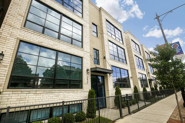 2437 W Irving Park Road 3E, Chicago, IL 60618 (MLS #10279794) :: Domain Realty