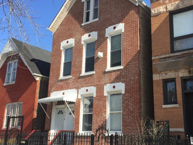 837 N Francisco Avenue N, Chicago, IL 60622 (MLS #10279879) :: The Perotti Group | Compass Real Estate