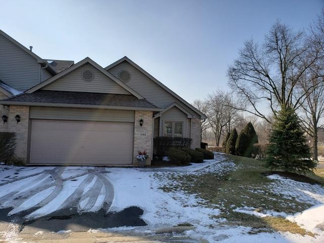 1149 Amber Drive, Lemont, IL 60439 (MLS #10279905) :: Baz Realty Network | Keller Williams Preferred Realty