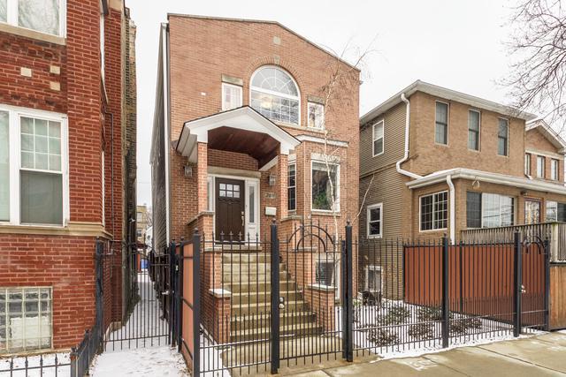 2818 W Wellington Avenue, Chicago, IL 60618 (MLS #10279920) :: Domain Realty