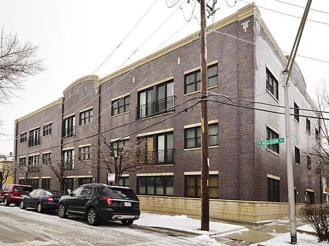 2310 W Nelson Street #201, Chicago, IL 60618 (MLS #10280112) :: Domain Realty
