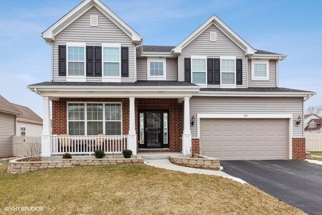 784 W Mystic Lane, Romeoville, IL 60446 (MLS #10280123) :: Baz Realty Network | Keller Williams Preferred Realty