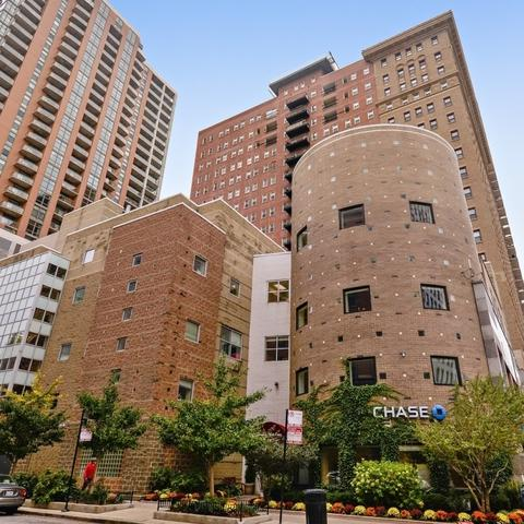40 E 9TH Street #1504, Chicago, IL 60605 (MLS #10280154) :: Domain Realty