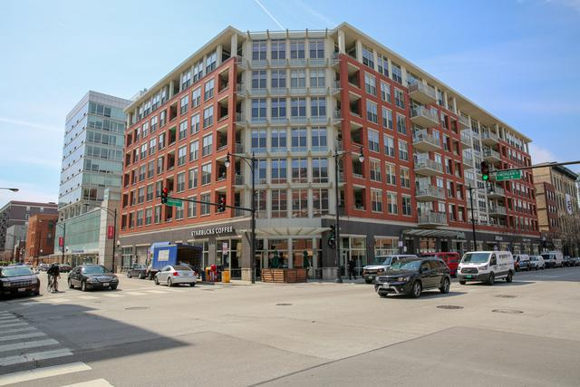 1001 W Madison Street #412, Chicago, IL 60607 (MLS #10280225) :: Domain Realty