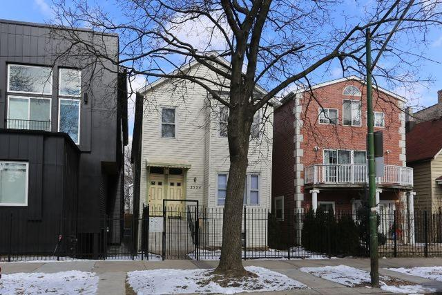 2524 W Palmer Street 1F, Chicago, IL 60647 (MLS #10280229) :: Domain Realty