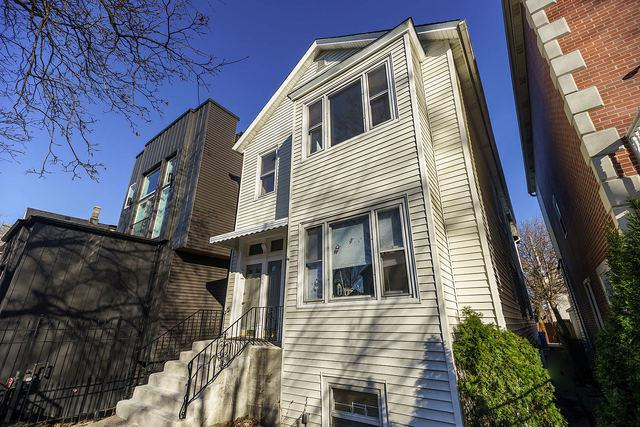 2524 W Palmer Street 1R, Chicago, IL 60647 (MLS #10280247) :: Domain Realty