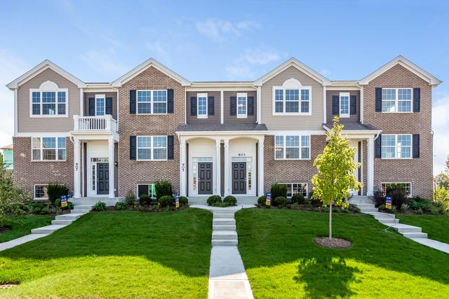 906 Charlton (Lot 1904) Lane, Naperville, IL 60563 (MLS #10280287) :: Berkshire Hathaway HomeServices Snyder Real Estate