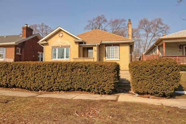 34 Mason Street, Calumet City, IL 60409 (MLS #10280363) :: Domain Realty