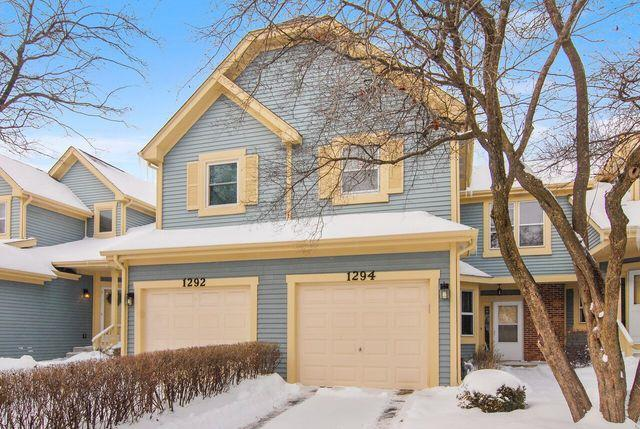 1294 Tennyson Lane #204, Naperville, IL 60540 (MLS #10280435) :: BNRealty