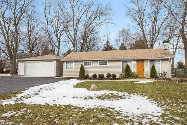 4932 W Main Street, Monee, IL 60449 (MLS #10280565) :: Berkshire Hathaway HomeServices Snyder Real Estate