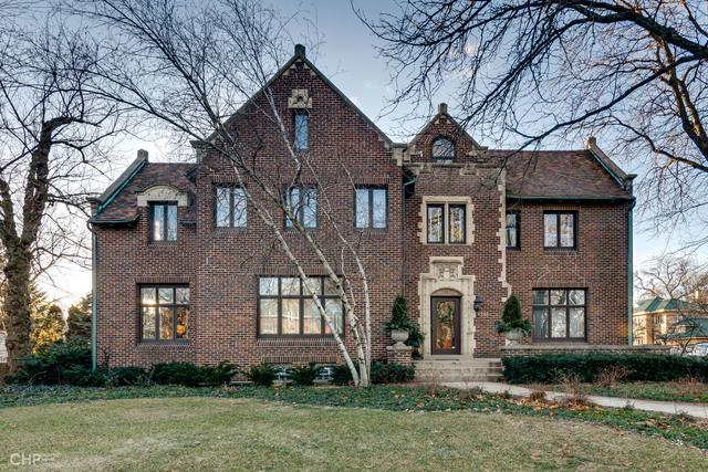 10502 S Seeley Avenue, Chicago, IL 60643 (MLS #10280895) :: John Lyons Real Estate