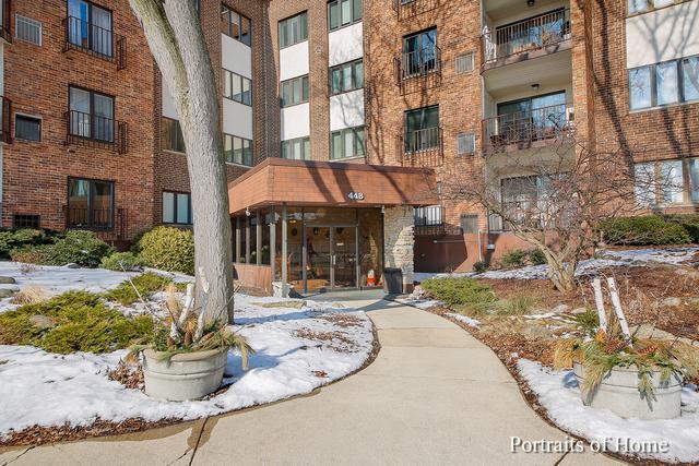 448 Raintree Court 5J, Glen Ellyn, IL 60137 (MLS #10281010) :: HomesForSale123.com