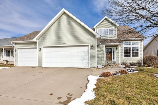 1102 Pine Meadows Court, Normal, IL 61761 (MLS #10281021) :: Baz Realty Network | Keller Williams Preferred Realty