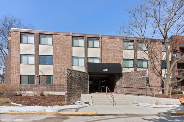 450 Raintree Court 3N, Glen Ellyn, IL 60137 (MLS #10281313) :: HomesForSale123.com