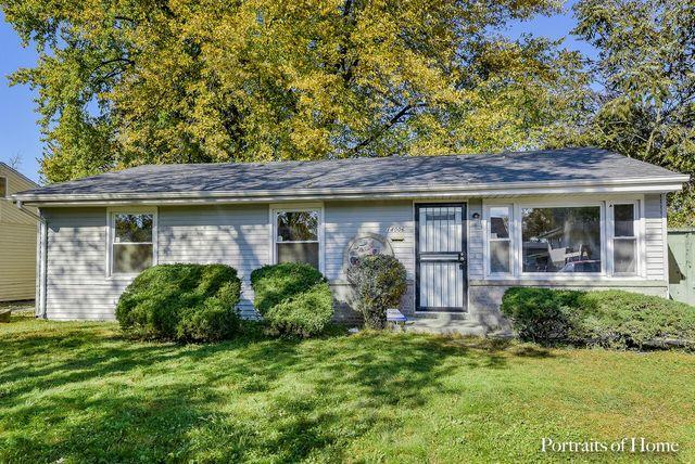 14006 S Lydia Avenue, Robbins, IL 60472 (MLS #10281409) :: Baz Realty Network | Keller Williams Preferred Realty
