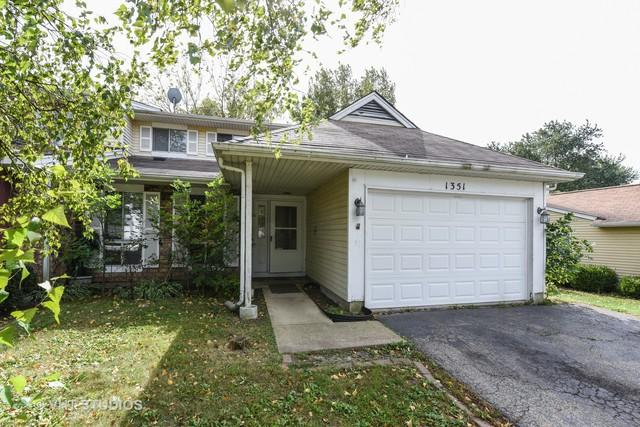 1351 Maroon Drive, Elgin, IL 60120 (MLS #10281898) :: The Wexler Group at Keller Williams Preferred Realty