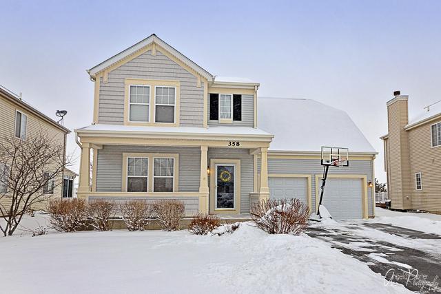 358 W Winchester Drive, Round Lake, IL 60073 (MLS #10282171) :: The Dena Furlow Team - Keller Williams Realty
