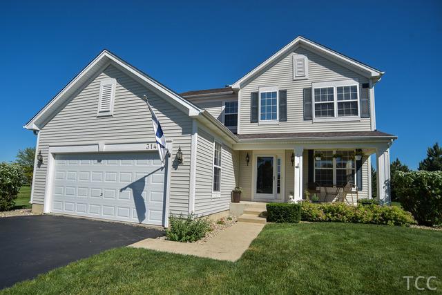 3148 Venetian Way, Montgomery, IL 60538 (MLS #10282211) :: HomesForSale123.com