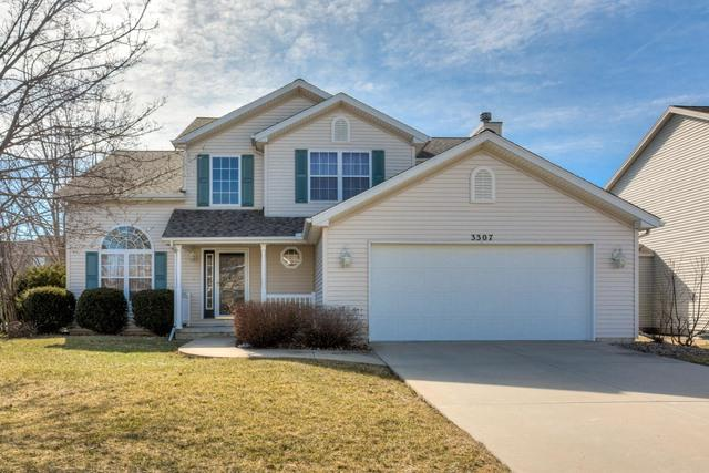 3307 Stonebridge Drive, Bloomington, IL 61704 (MLS #10282235) :: Janet Jurich Realty Group