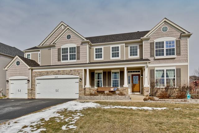 1215 White Lake Drive, Antioch, IL 60002 (MLS #10290229) :: HomesForSale123.com