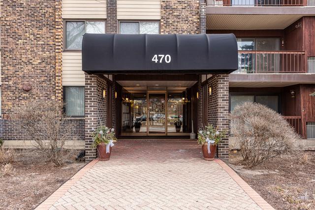 470 Raintree Court 2N, Glen Ellyn, IL 60137 (MLS #10290415) :: HomesForSale123.com