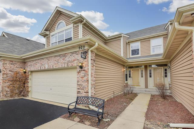 922 Havenshire Court, Naperville, IL 60565 (MLS #10290664) :: Baz Realty Network | Keller Williams Preferred Realty