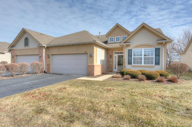 1621 Schaller Lane, Dyer, IN 46311 (MLS #10290697) :: The Dena Furlow Team - Keller Williams Realty