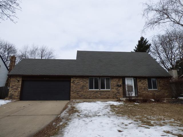 922 Aberdeen Drive, Crystal Lake, IL 60014 (MLS #10290956) :: The Dena Furlow Team - Keller Williams Realty