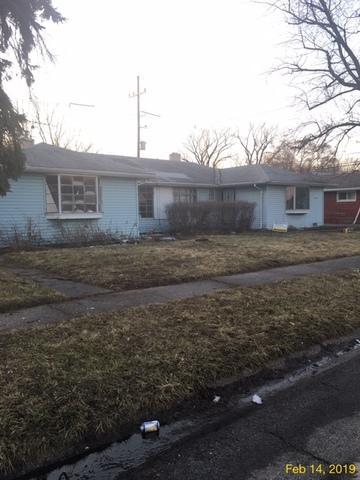 14046 S Grace Avenue, Robbins, IL 60472 (MLS #10291050) :: Baz Realty Network | Keller Williams Preferred Realty