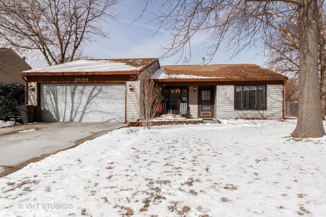 20200 S Rosewood Drive, Frankfort, IL 60423 (MLS #10291425) :: Helen Oliveri Real Estate