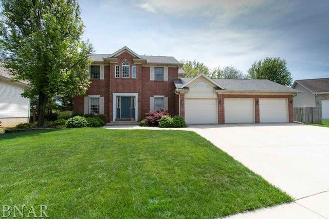 2901 Wembley Way, Bloomington, IL 61704 (MLS #10291602) :: Berkshire Hathaway HomeServices Snyder Real Estate