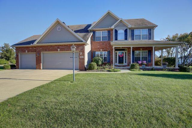 4601 Brittany Trail Drive, Champaign, IL 61822 (MLS #10291727) :: Ryan Dallas Real Estate