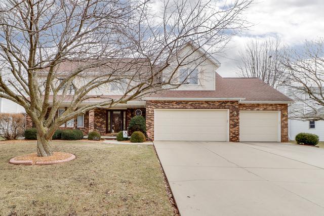 2507 Park Ridge Road, Bloomington, IL 61704 (MLS #10292245) :: Ryan Dallas Real Estate