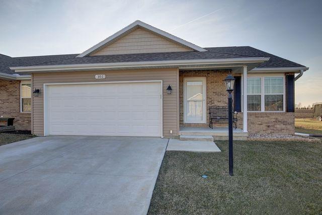 101 Sunset Court, Fisher, IL 61843 (MLS #10292384) :: Ryan Dallas Real Estate